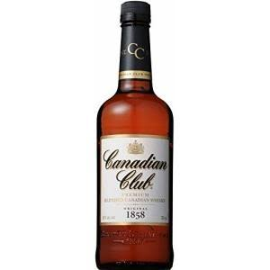 Canadian Club Imported Blended Canadian Whisky - 700ml