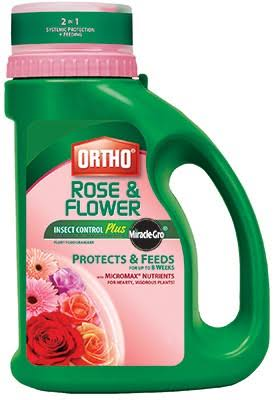 Scotts Ortho Bug B Gon Rose and Flower Insect Killer - 4lbs