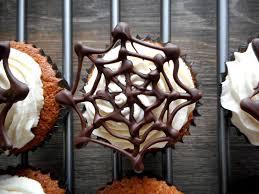 Nerdy Nummies Halloween 2015 by Halloween Cinnamon Spider Web Cupcakes Sarah U0027s Little Kitchen