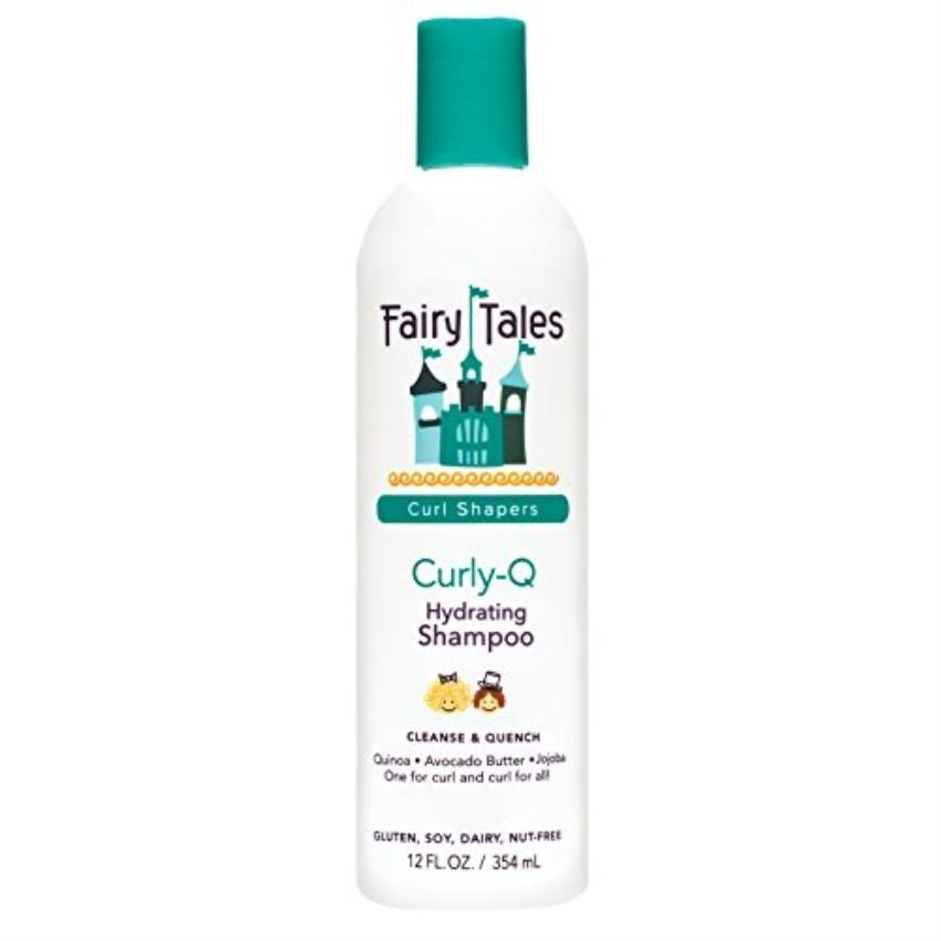 Fairy Tales Curly-Q Shampoo for Kids - 12oz
