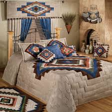 Southwest Decoratives Quilt Shop by Phoenix Grande Bedspread
