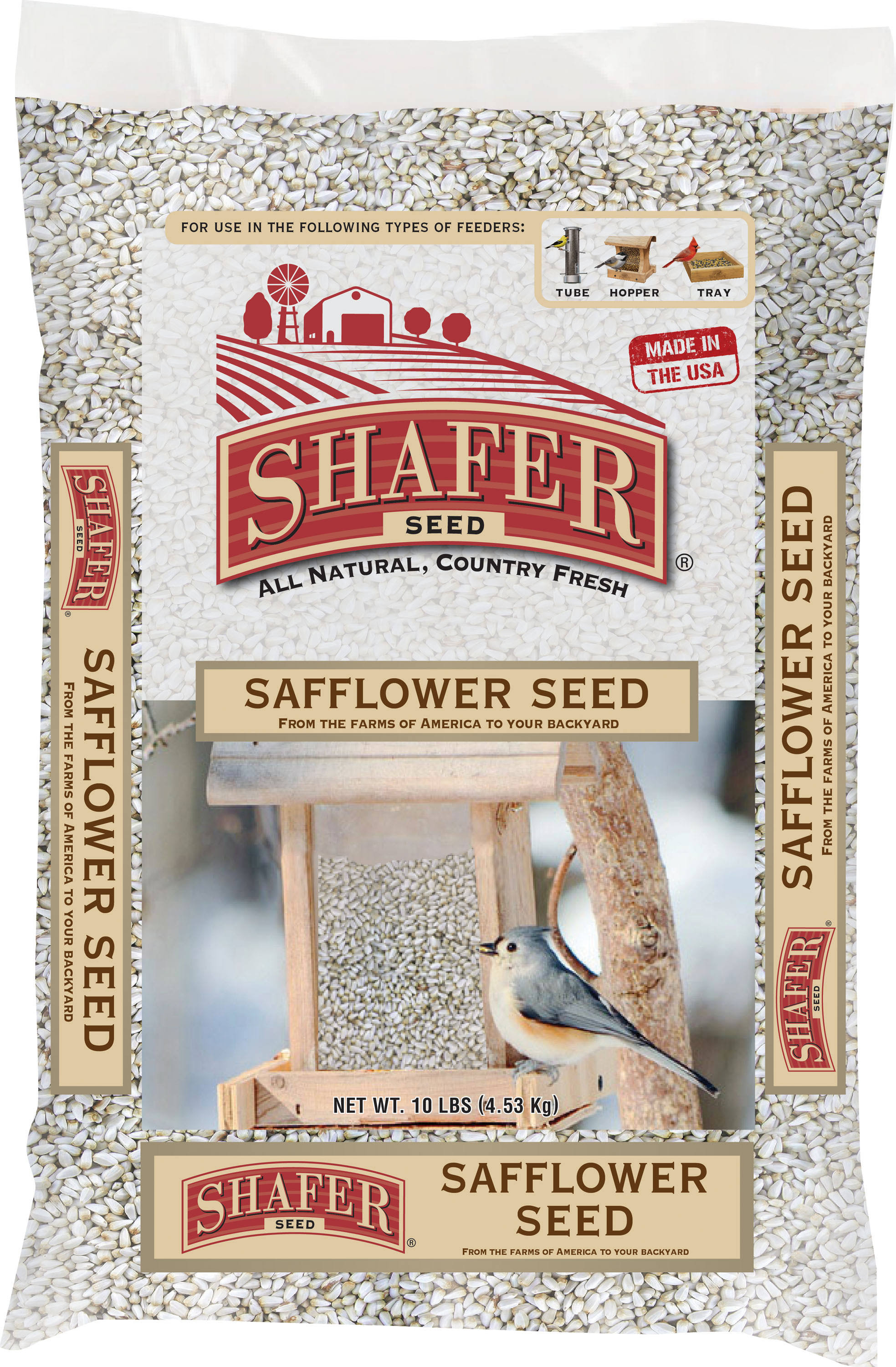 Shafer Seed Safflower Seed - 20 lb.