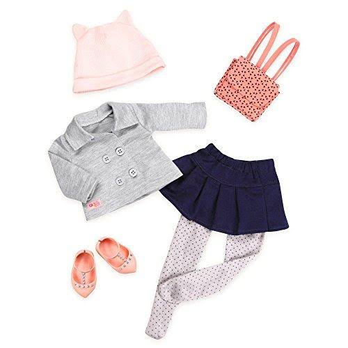 Our Generation for 46cm OG Doll Class Act School Deluxe Outfit Set