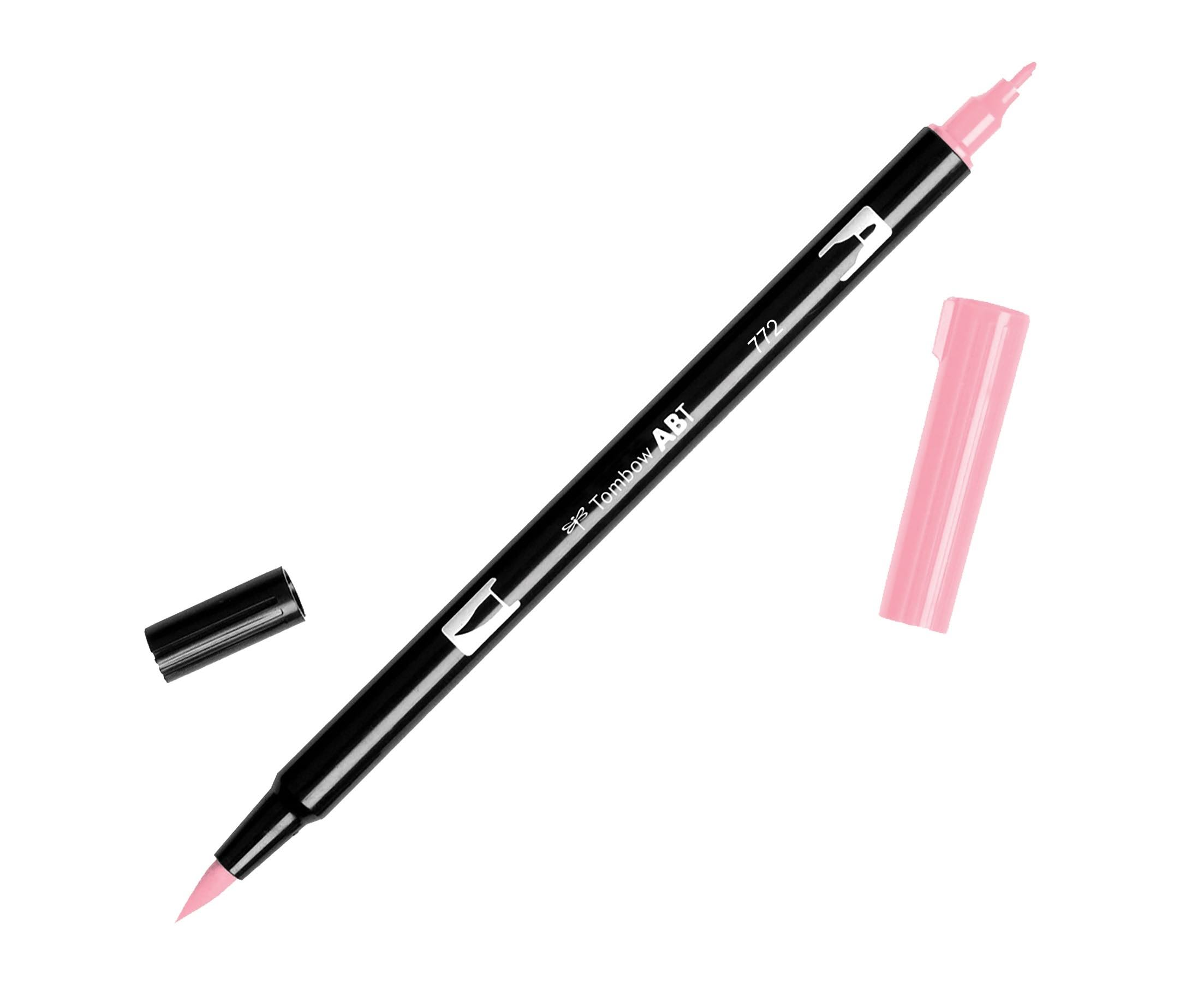 Tombow Dual Brush Marker - 772 Blush