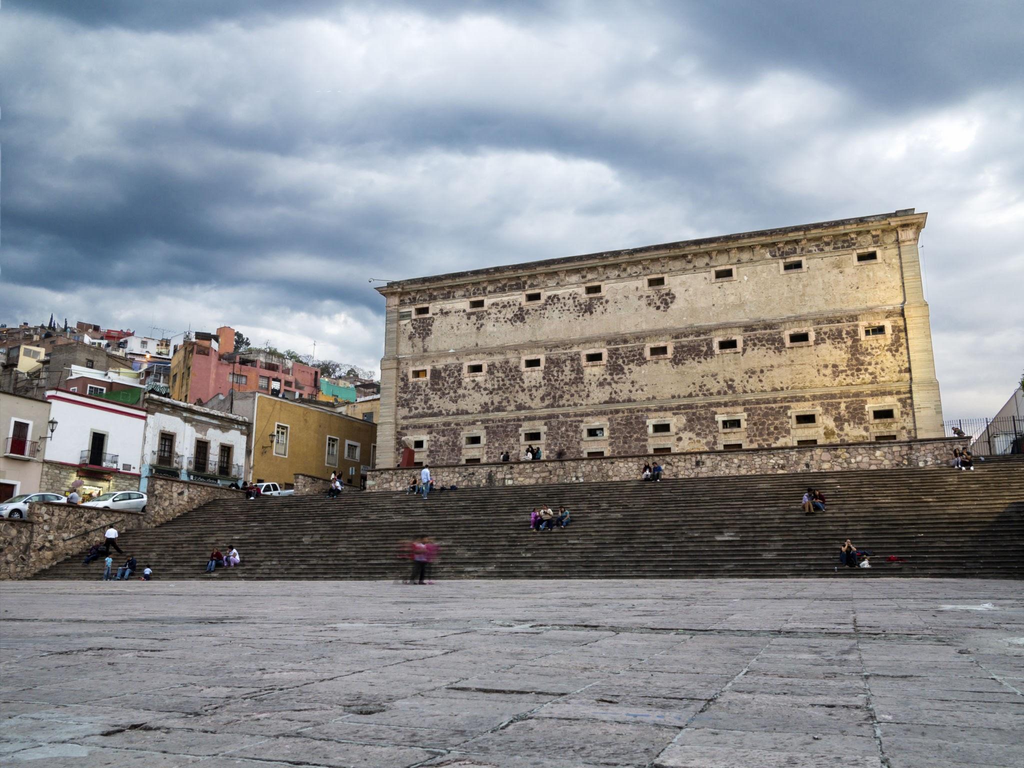 Regional Museum of Guanajuato Alhóndiga de Granaditas