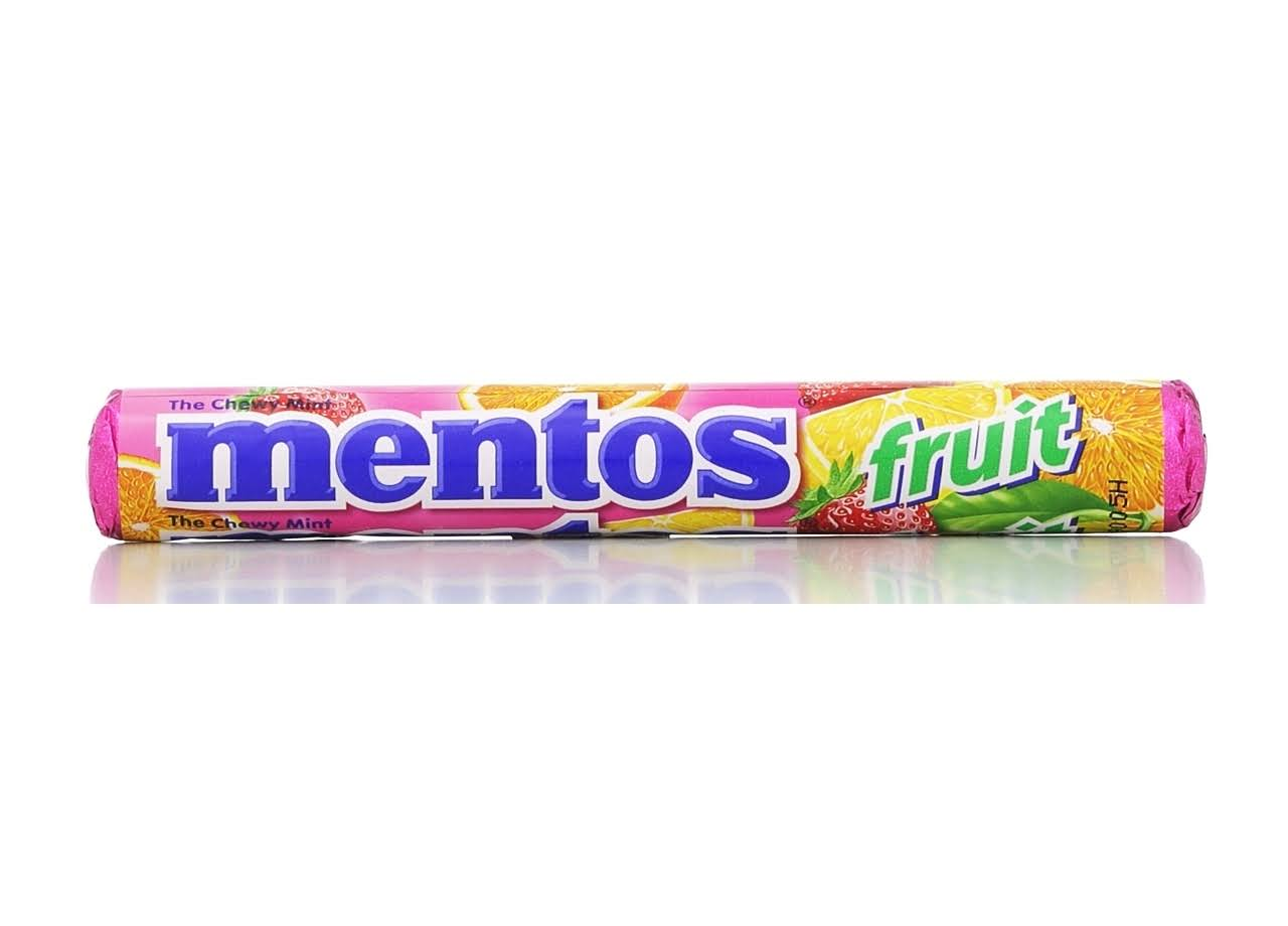 Mentos Chewy Mint Fruit