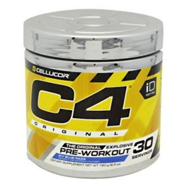 Cellucor C4 Pre-Workout Supplement - 180g