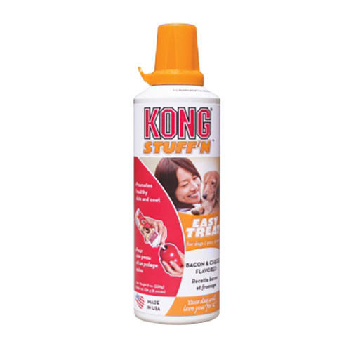 Kong Stuff'N Easy Dog Treat - Bacon/Cheese