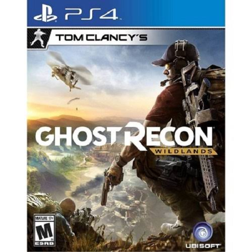 Tom Clancy's Ghost Recon: Wildlands - Sony PS4