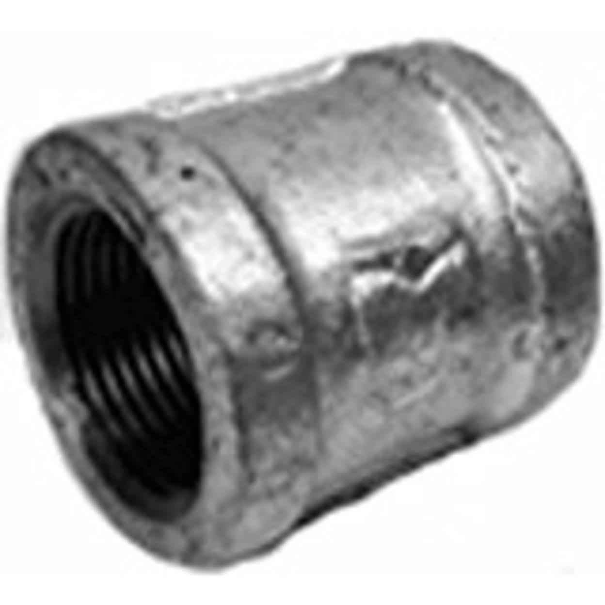Southland 511-201HN Galvanized Banded Coupling - 1/4""
