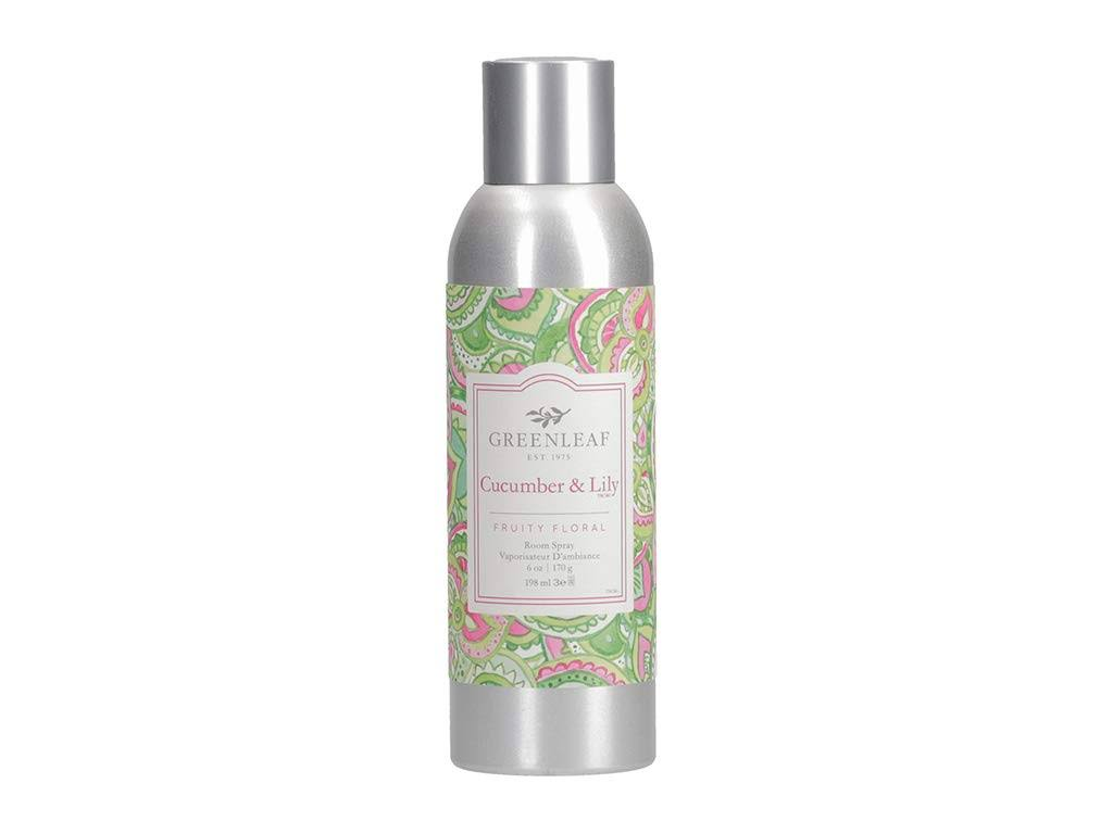 Greenleaf Cucumber & Lily Room Spray