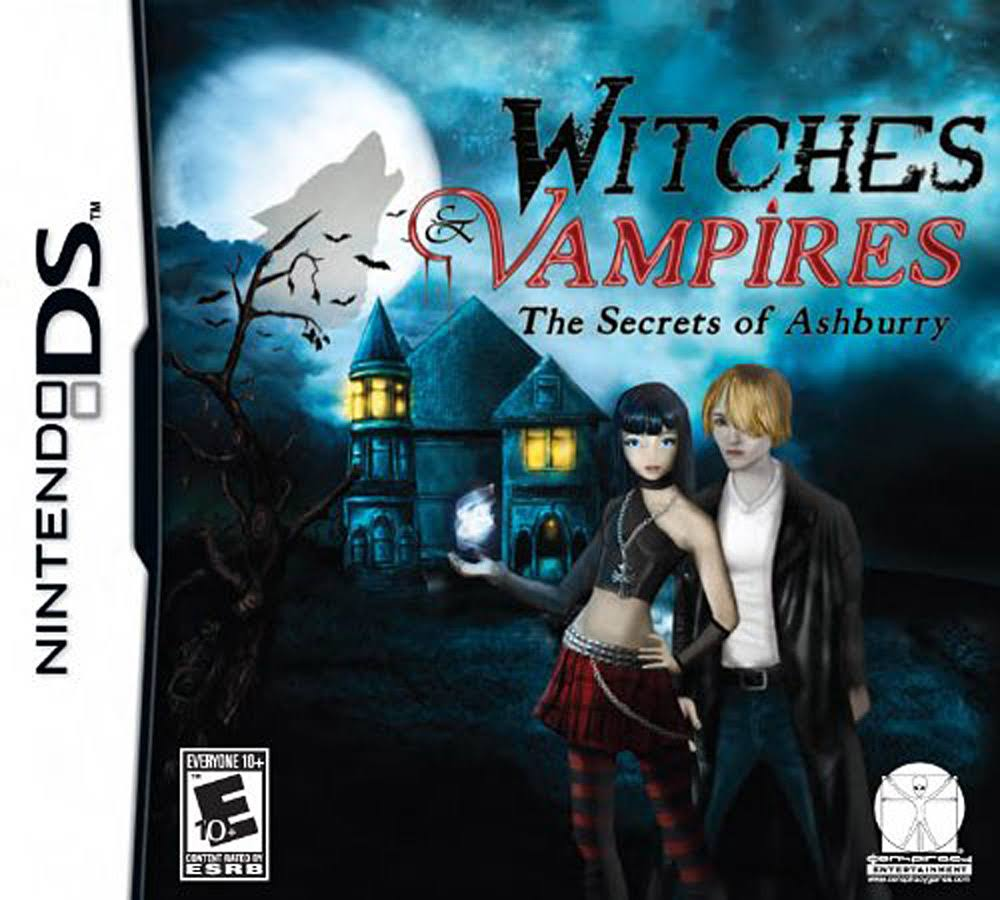 Witches & Vampires Nintendo DS