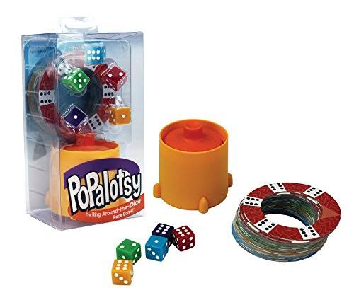 PoPalotsy The Ring-Around-the-Dice Race Game