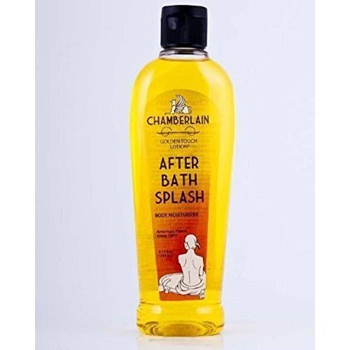 Chamberlain After Bath Splash Body Moisturizer