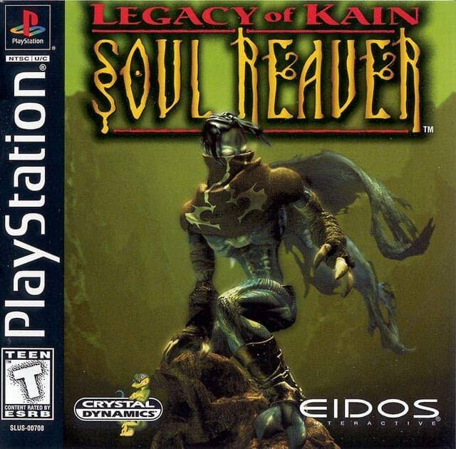 Legacy Of Kain [PS1,2,3]