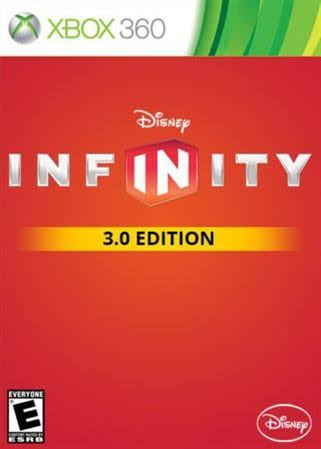 Disney Infinity 3.0 Xbox 360 Standalone Game Disc
