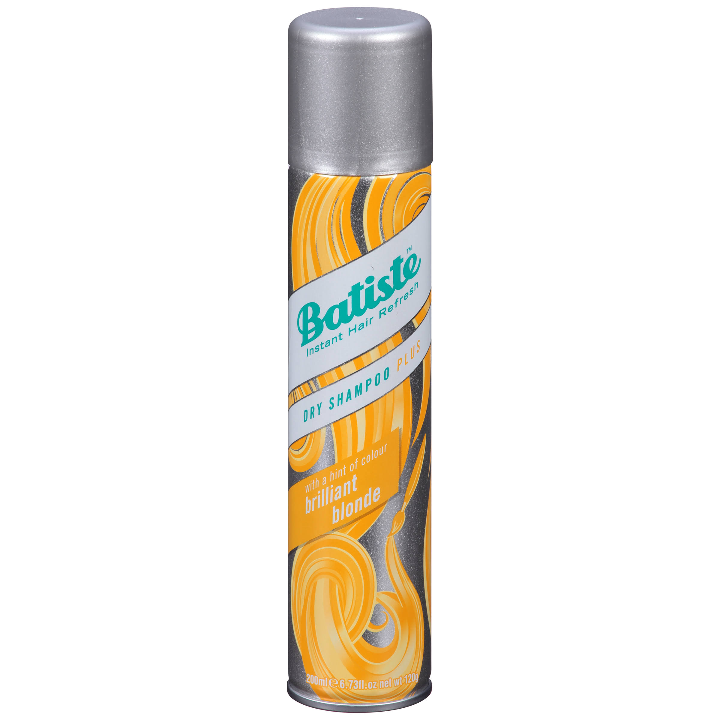 Batiste Dry Shampoo Spray - Light and Blonde, 200ml