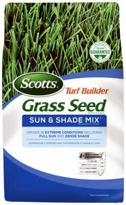 Scotts Turf Builder Grass Seed Sun & Shade Mix