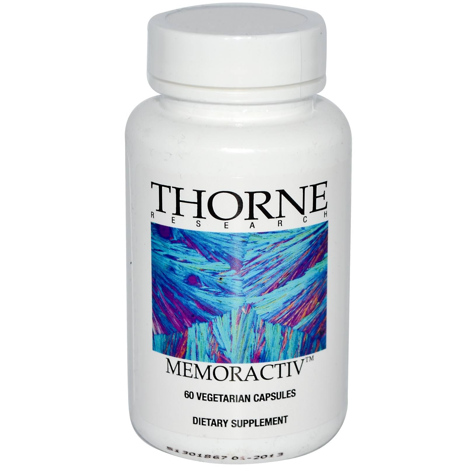 Thorne Research Memoractiv Dietary Supplement - 60ct