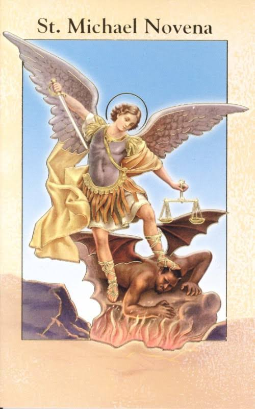 Saint Michael Novena And Prayers