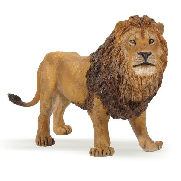 Papo Lion Animal Figurine