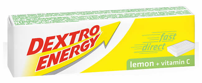 Dextro Energy Lemon+ Vitamin C - 47g