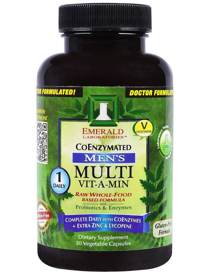 US Emerald Laboratories One-A-Day Mens Multi Vitamin - 30 Tablets