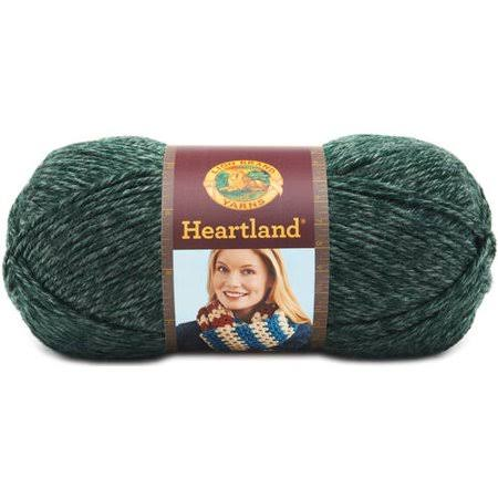 Lion Brand Yarn Heartland Yarn - Kings Canyon