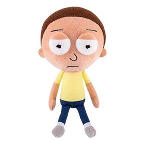 Funko Rick And Morty Galactic Plush Figure Stuffed - Morty