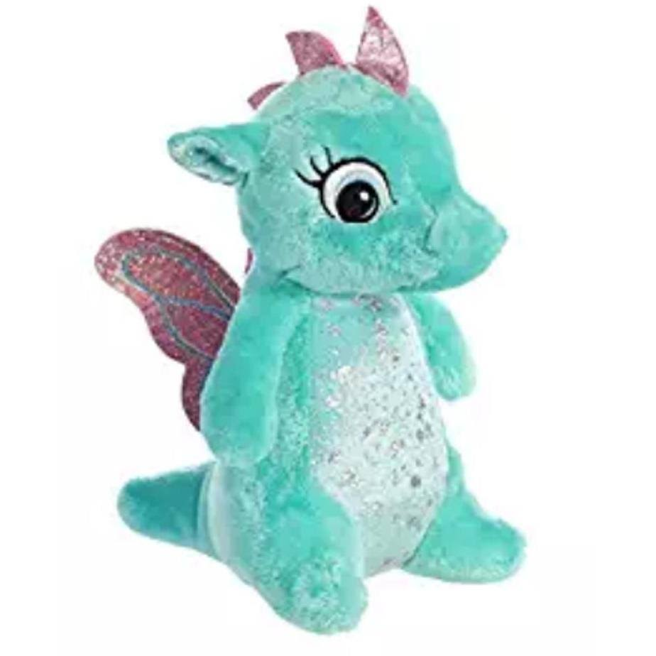 Aurora World Sparkle Tales - Lily Dragonette 7""