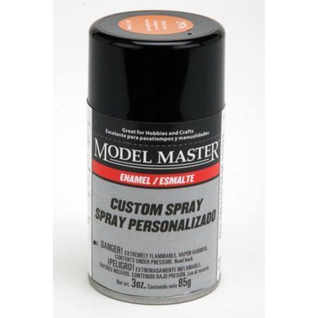 Testors mm 3oz Pearl Orange Spray (G)