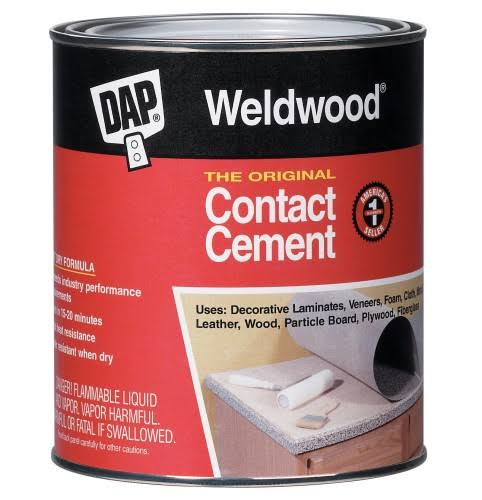DAP Weldwood Contact Cement - 3.78l