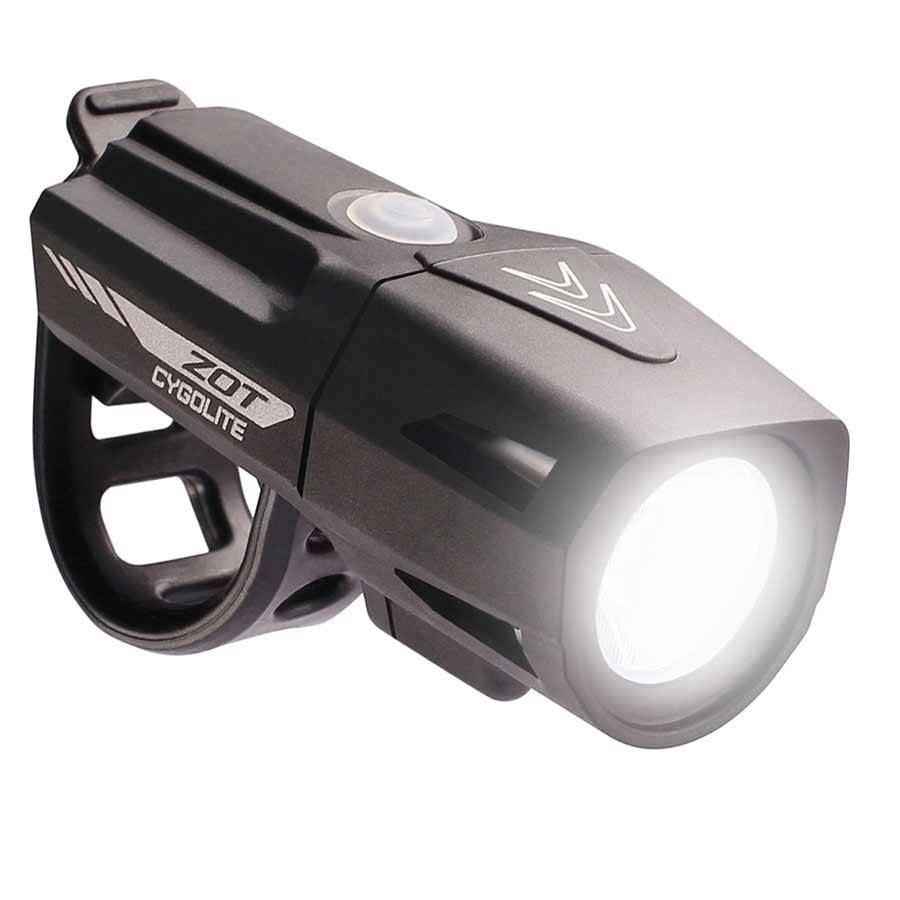 Cygolite Zot 450 USB Rechargeable Headlight - Light