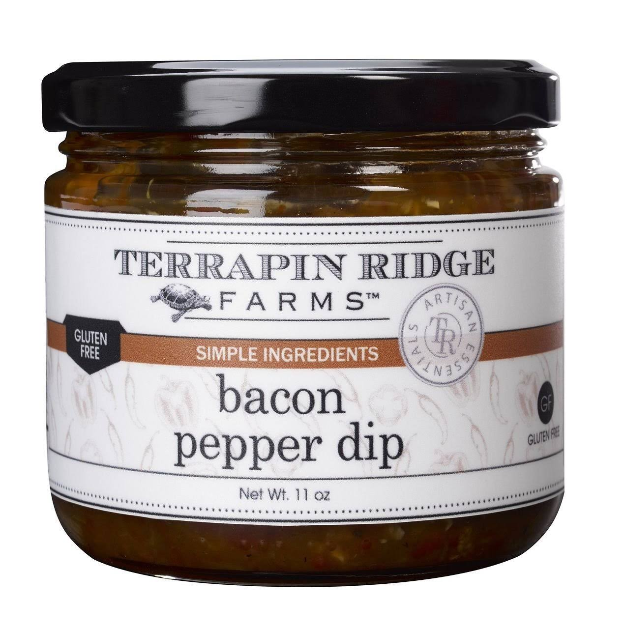 Terrapin Ridge Farms Bacon Pepper Dip