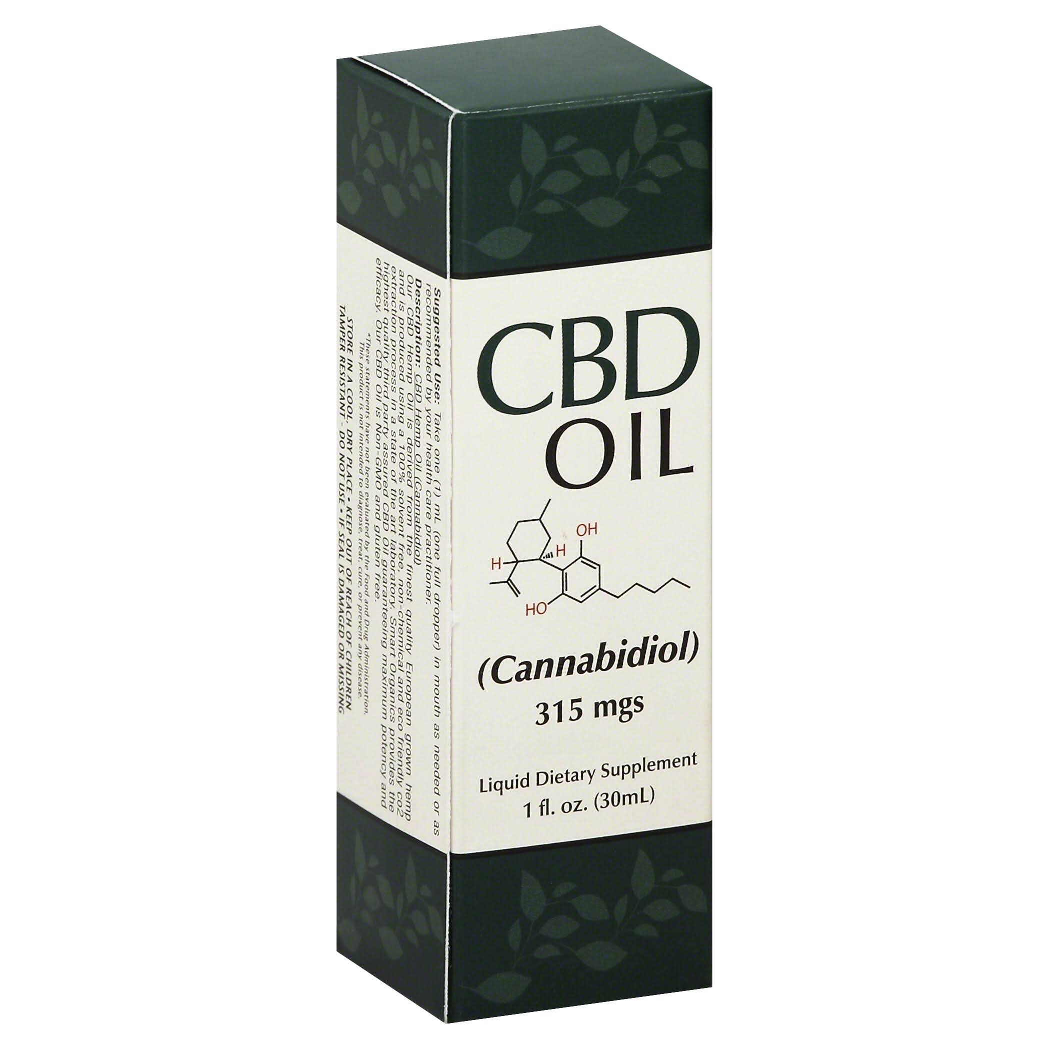 Bio Nutrition CBD Oil - 30ml