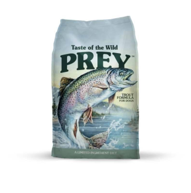 Taste of The Wild 25 lb Prey Trout Dog Food