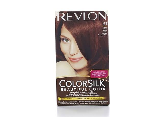Revlon Colorsilk Beautiful Color Permanent Haircolor - 31 Dark Auburn