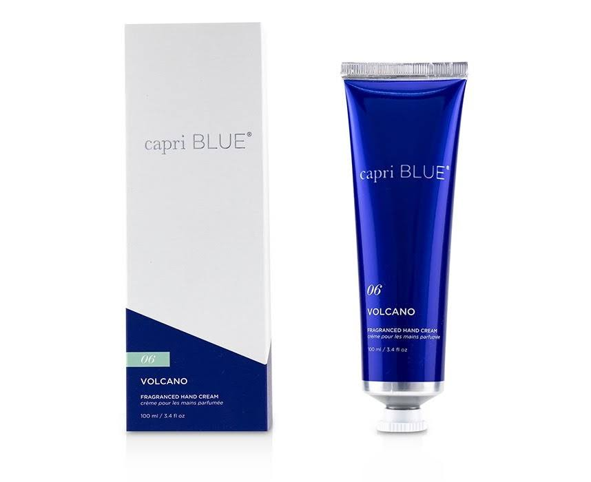 Capri Blue Signature Hand Cream - Volcano, 3.4oz