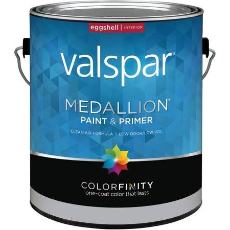 Valspar Paint Clear Base Medallion Interior Acrylic Latex Paint - Eggshell