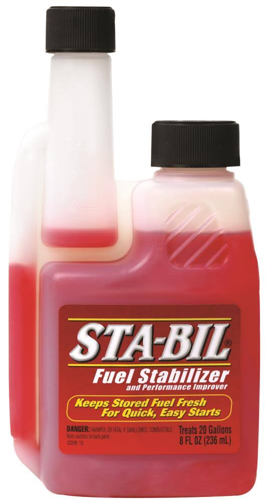 Sta-Bil Storage Fuel Stabilizer - 8oz