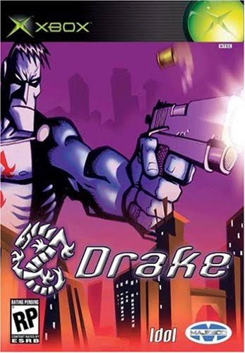 Drake Of The 99 Dragons - Xbox