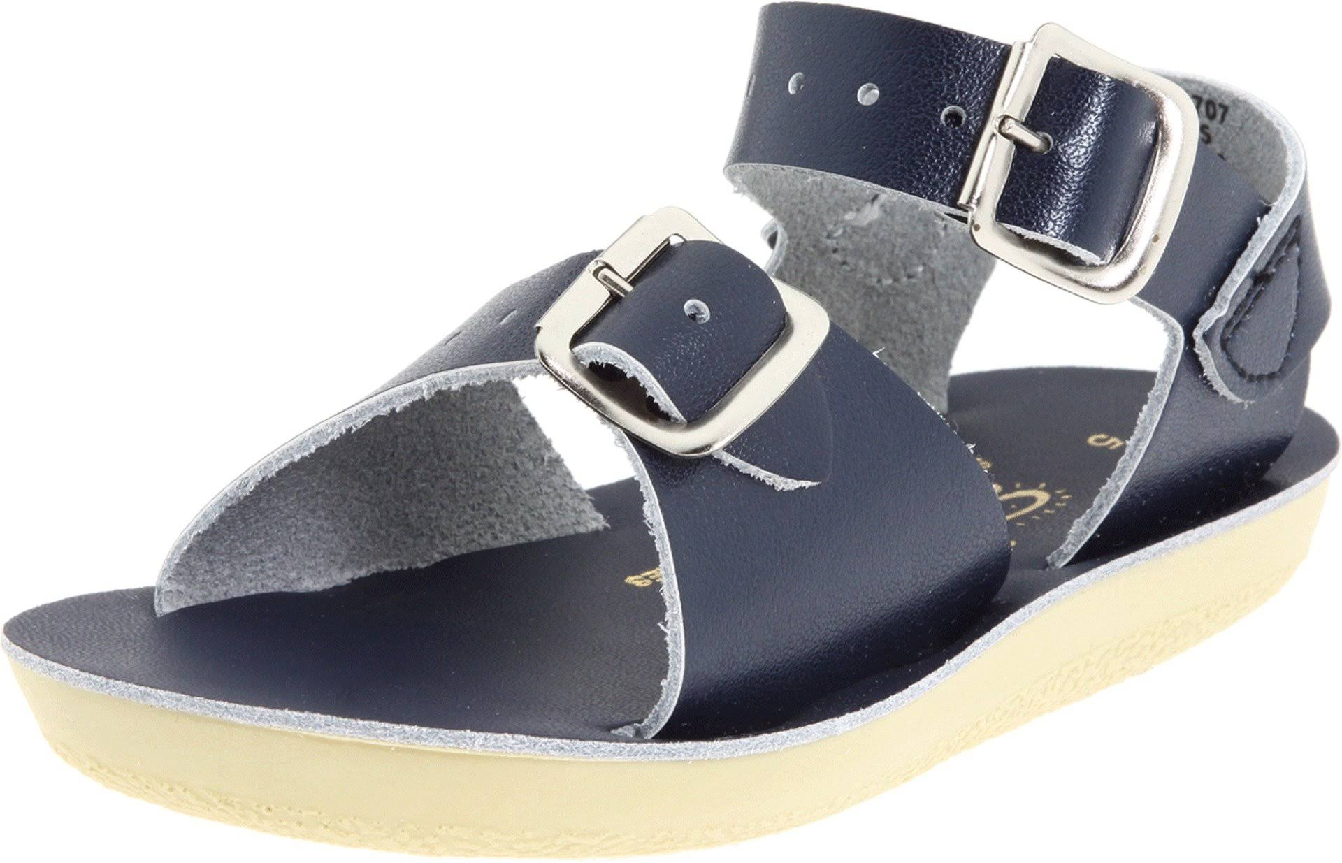 Hoy Shoes Salt Water Surfer Sandals - Blue, 9 US Youth