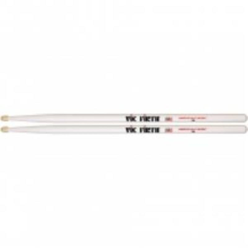 Vic Firth American Classic Drumsticks - White, 5A