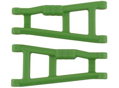 RPM 80184 Traxxas Electric Stampede Rear A Arms - Green