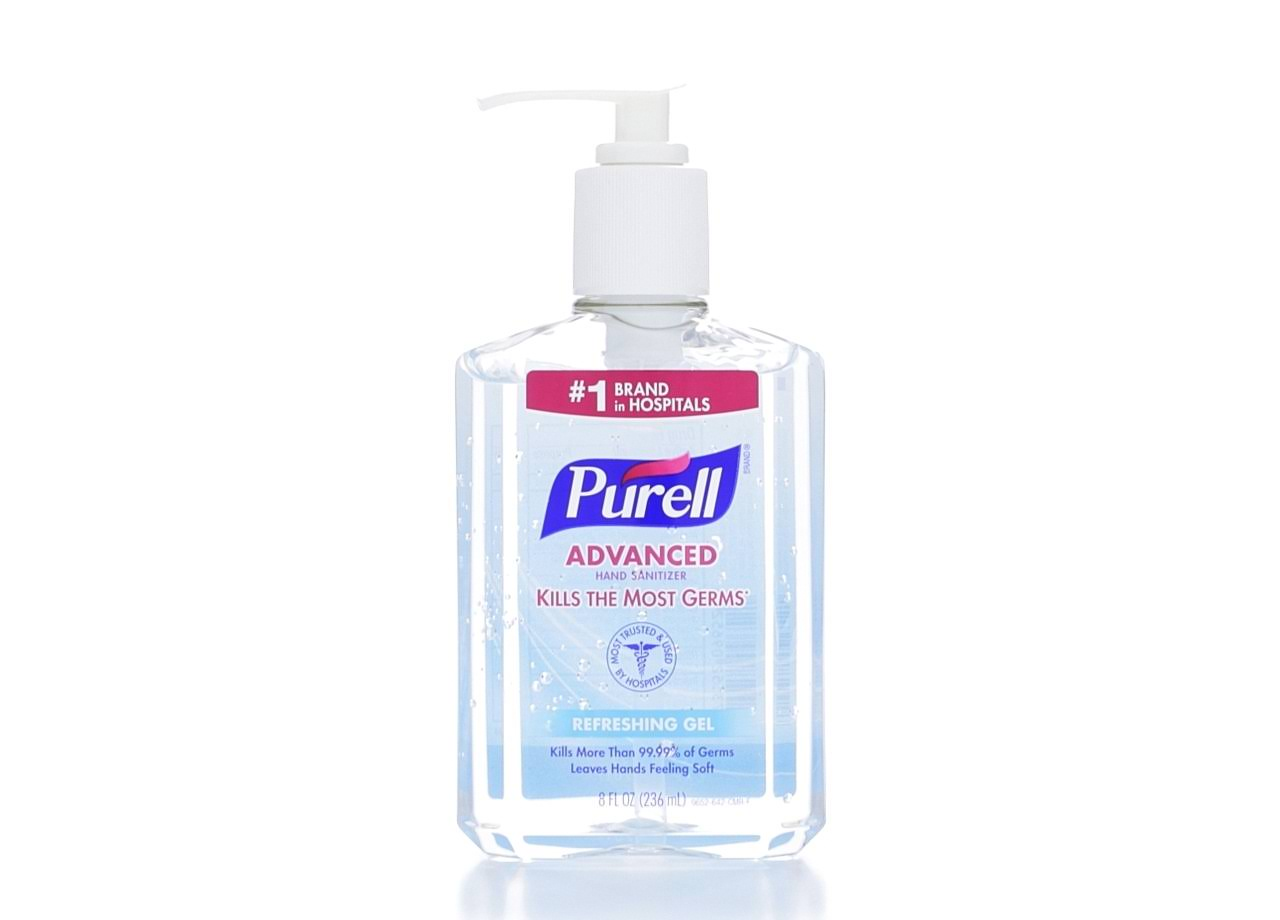 Purell Advanced Hand Sanitizer Gel - 236ml