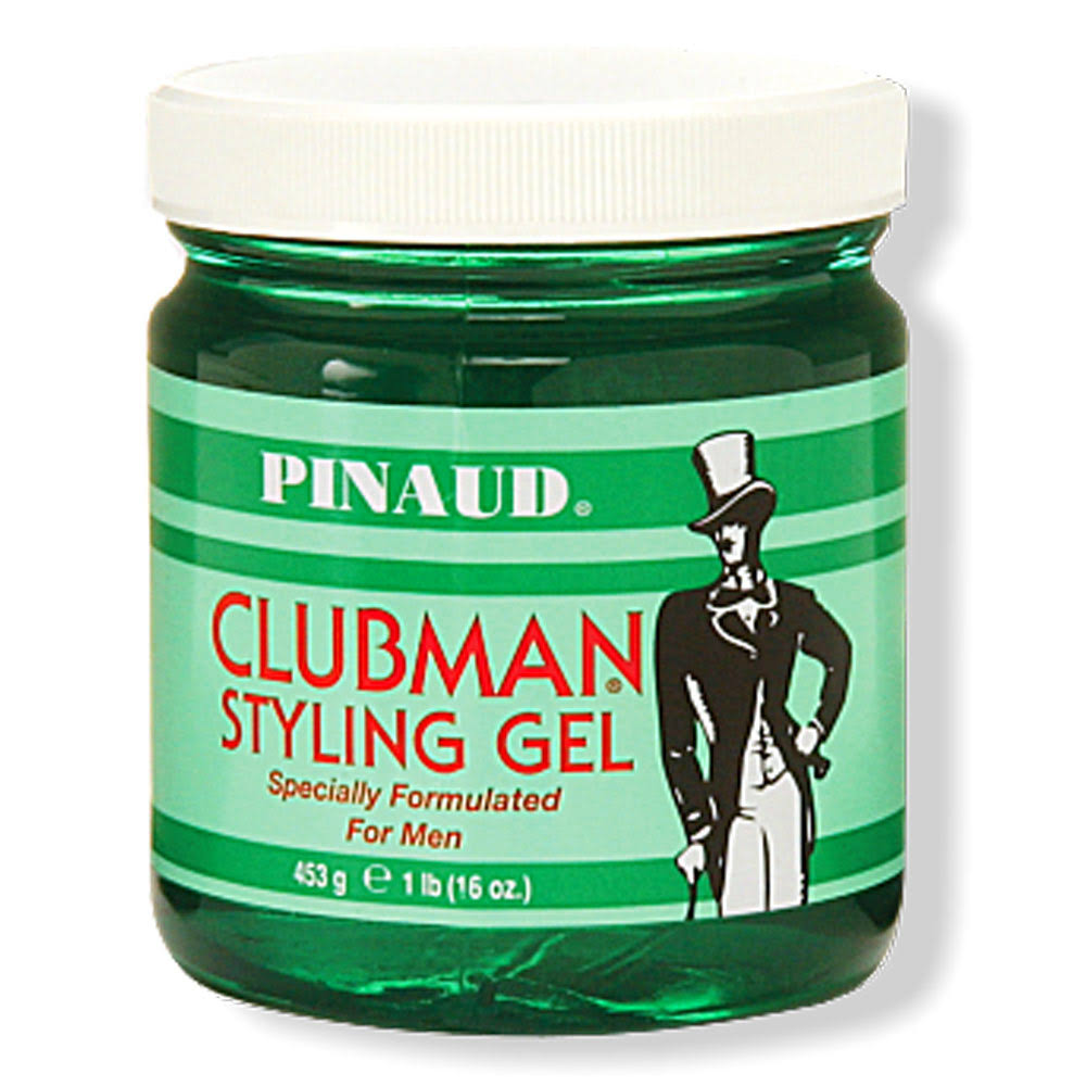 Pinaud Clubman Styling Hair Gel - 453g