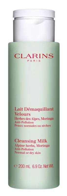 Clarins Cleansing Milk Dry/Normal 200ml