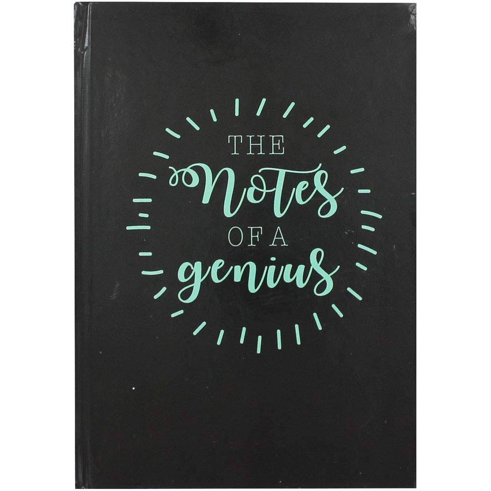 Tallon A5 Quotes Hardback Notebook - Assorted Designs - Get Stuff Done