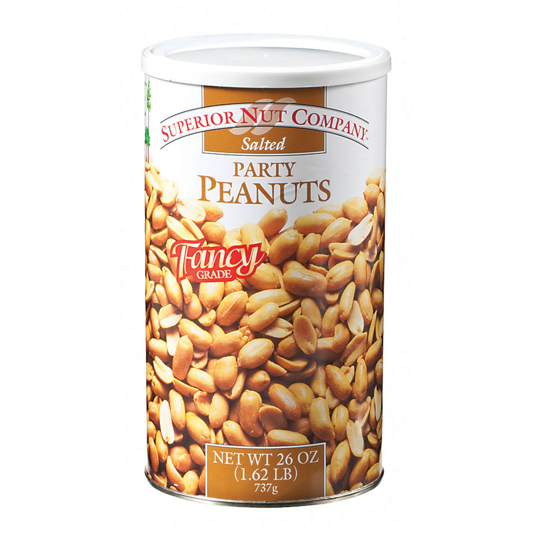 Superior Nut Company Party Peanuts, 26 oz