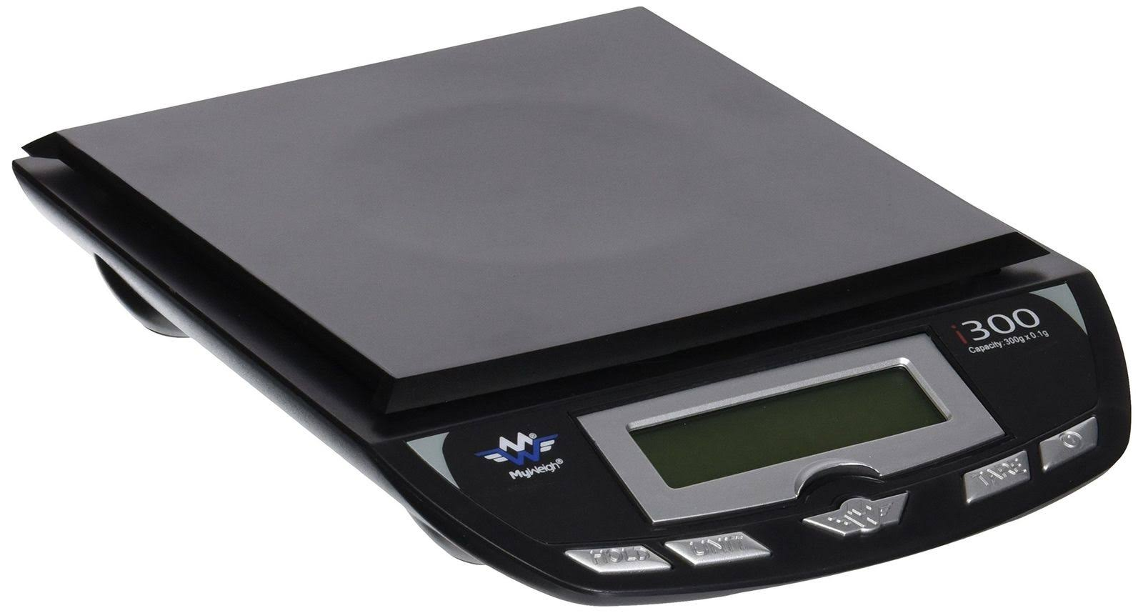 My Weigh Ibalance 300 Digital Jewelry Scale - Black